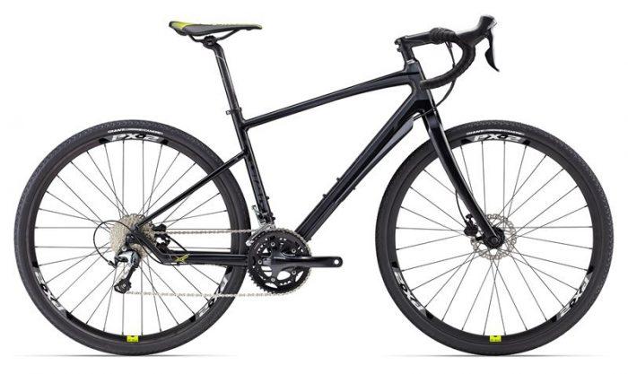 Vélo gravel GIANT Revolt1-CDB