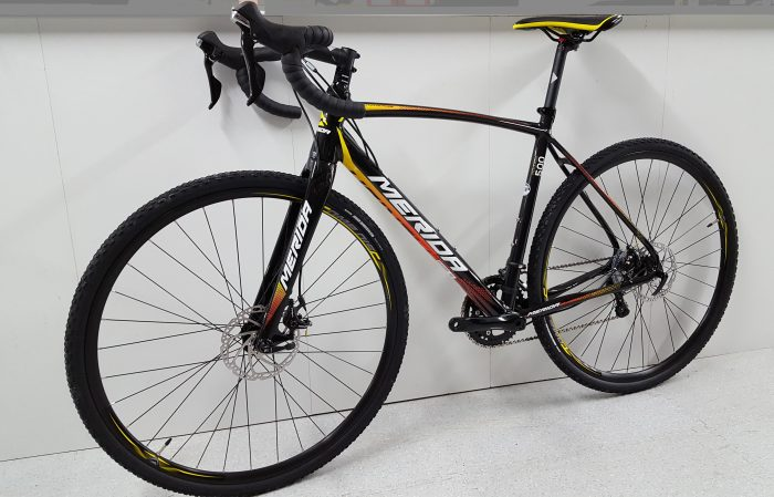 Vélo MERIDA 500 Cyclo-cross 2017 - Freins mécaniques TRP